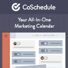 CoSchedule: The Editorial Calendar For WordPress