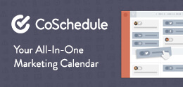 Content Marketing Editorial Calendar For WordPress