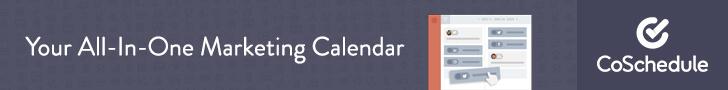 Social Media Editorial Calendar For WordPress - affiliate marketing